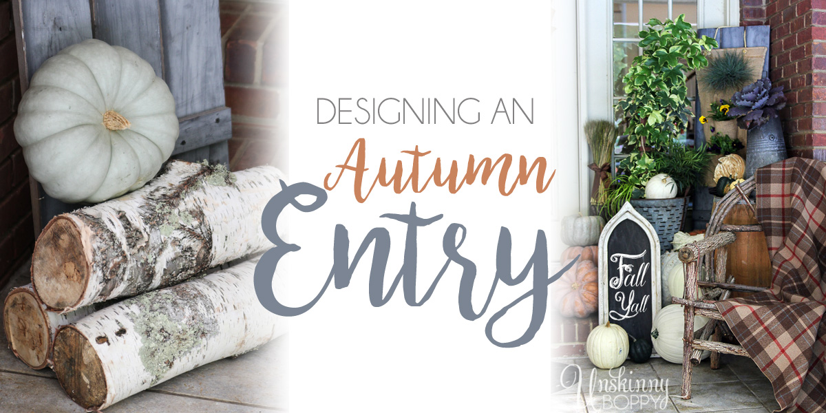Designing an Autumn Entry
