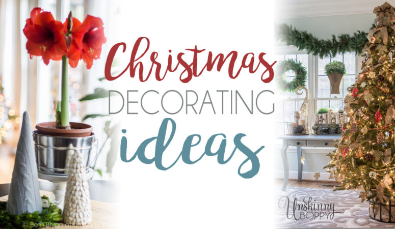 Christmas and Holiday Decorating Ideas