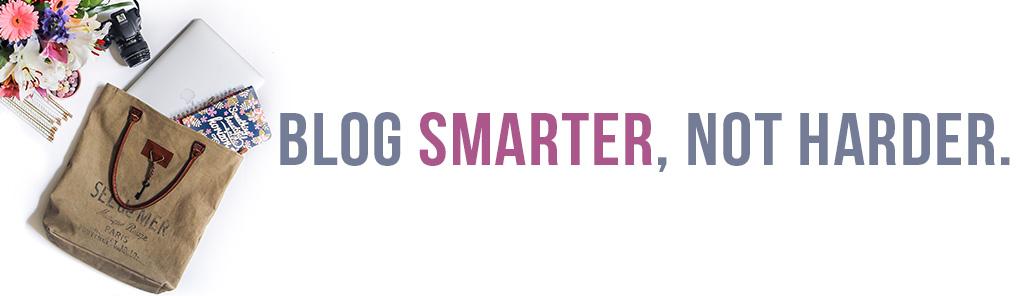 blogsmarternotharder