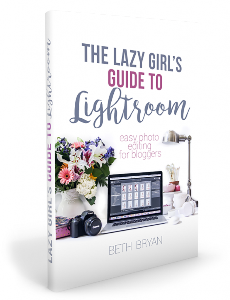 Lazy girls guide to Lightroom