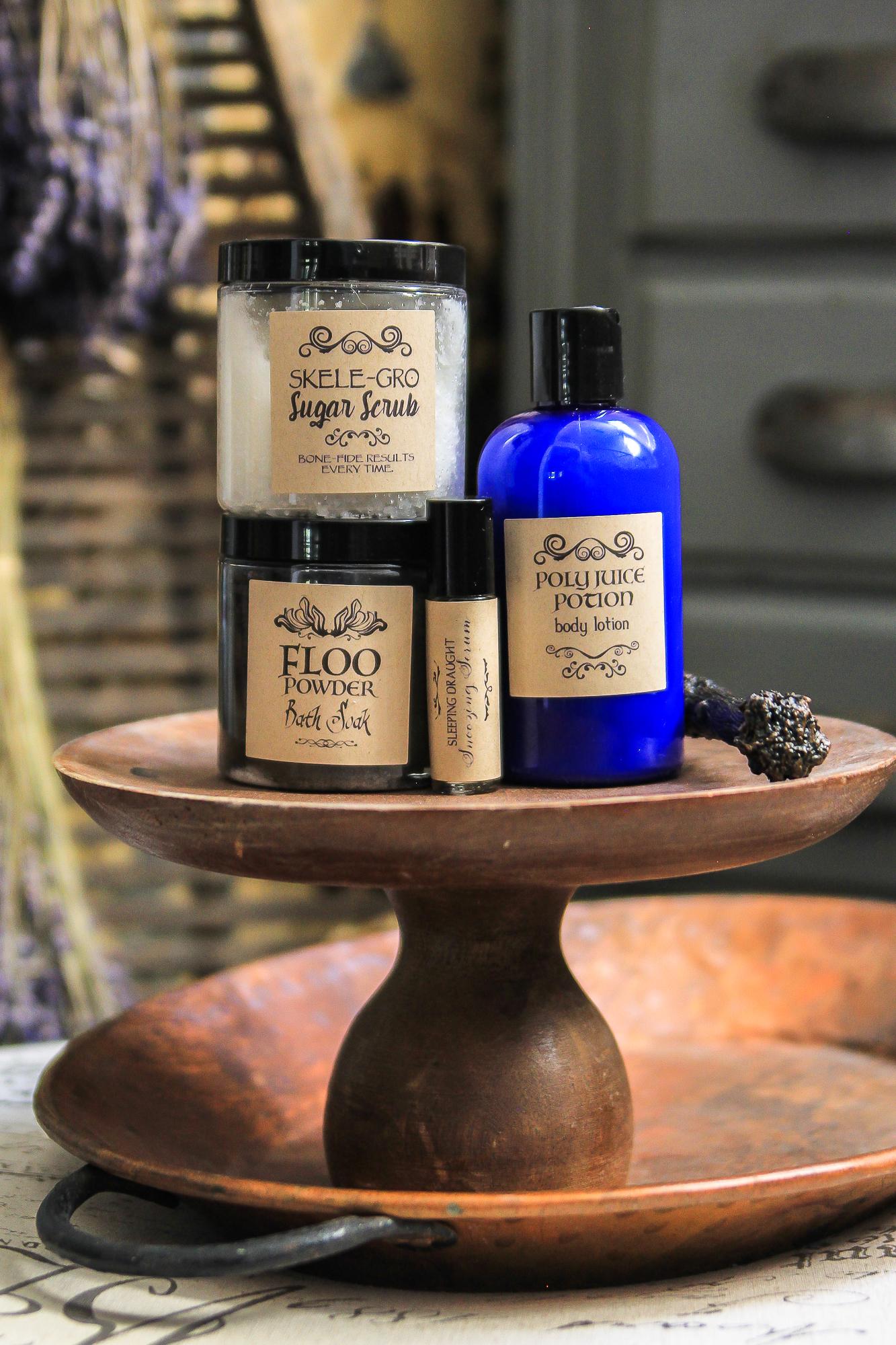 Harry Potter themed bath potions-7