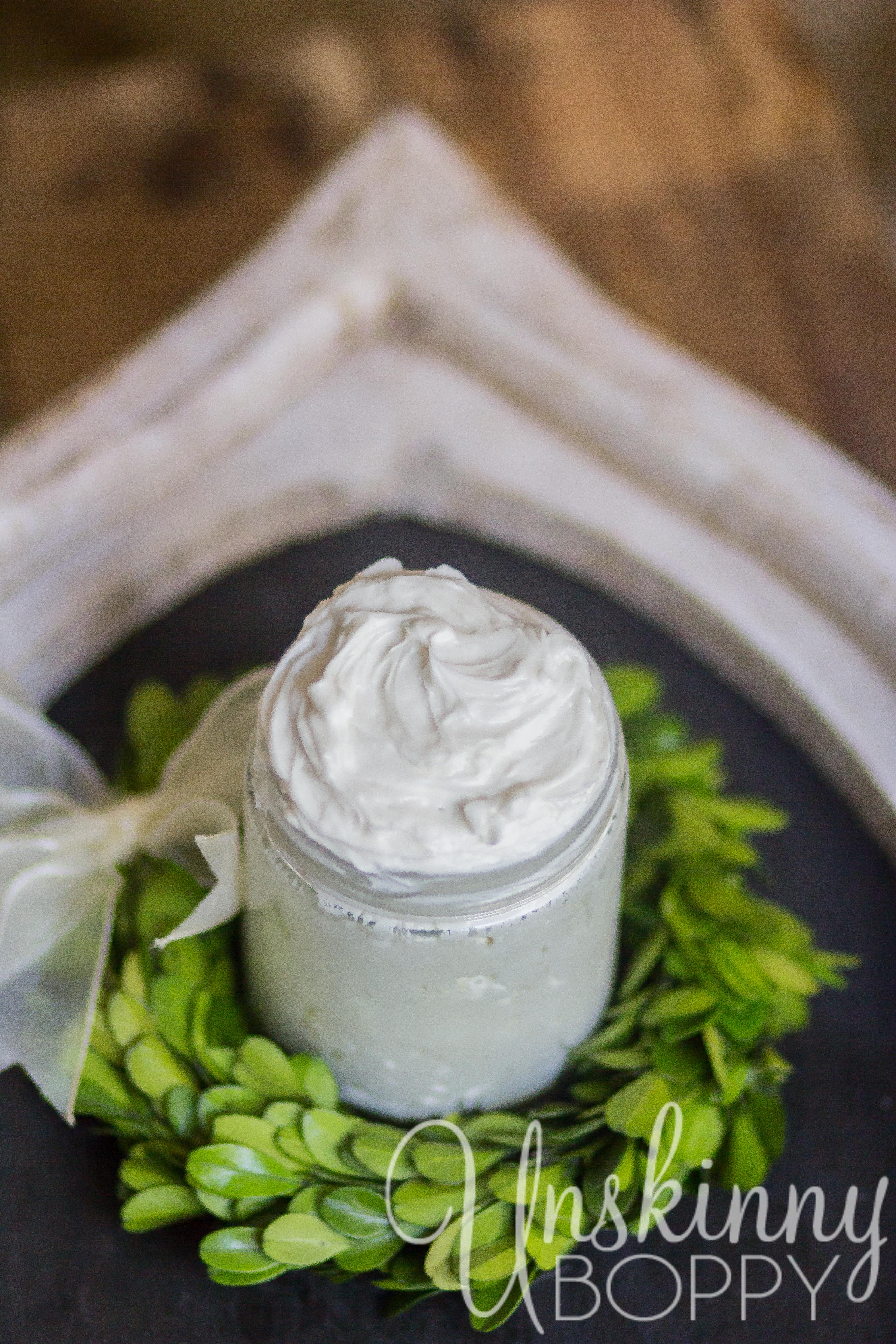 Homemade Body Butter Recipe using essential oils-7